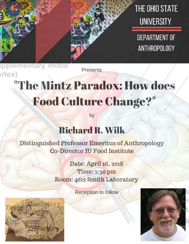 Wilk Lecture information