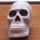 Image of skull stress toy
