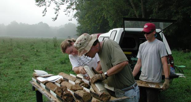 Exploring prehistory in Ohio