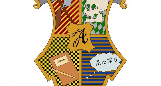Hogwarts Anthropology Crest Image by Emma Lagan