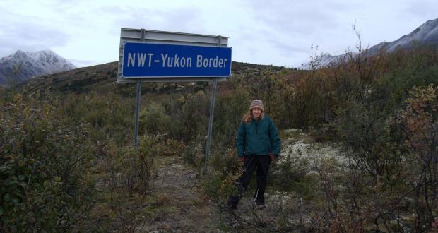 Environmental anthropology in the Yukon territory, Canada