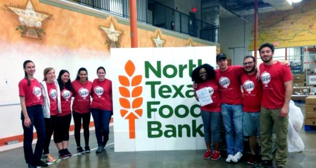 Studying how Americans use food banks