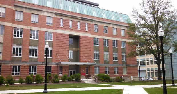 Smith Laboratories: Home of the Department of Anthropology