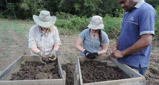 Exploring the human past through archaeology