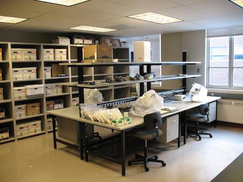Laboratory Dr. Gremillion.