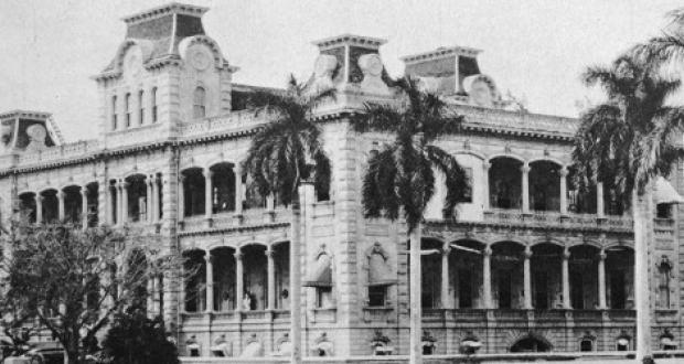 'Iolani Palace, Hawaii