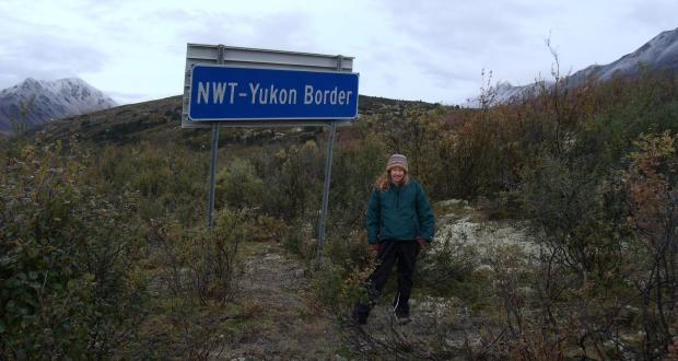 Environmental anthropology in the Yukon territory, Canada