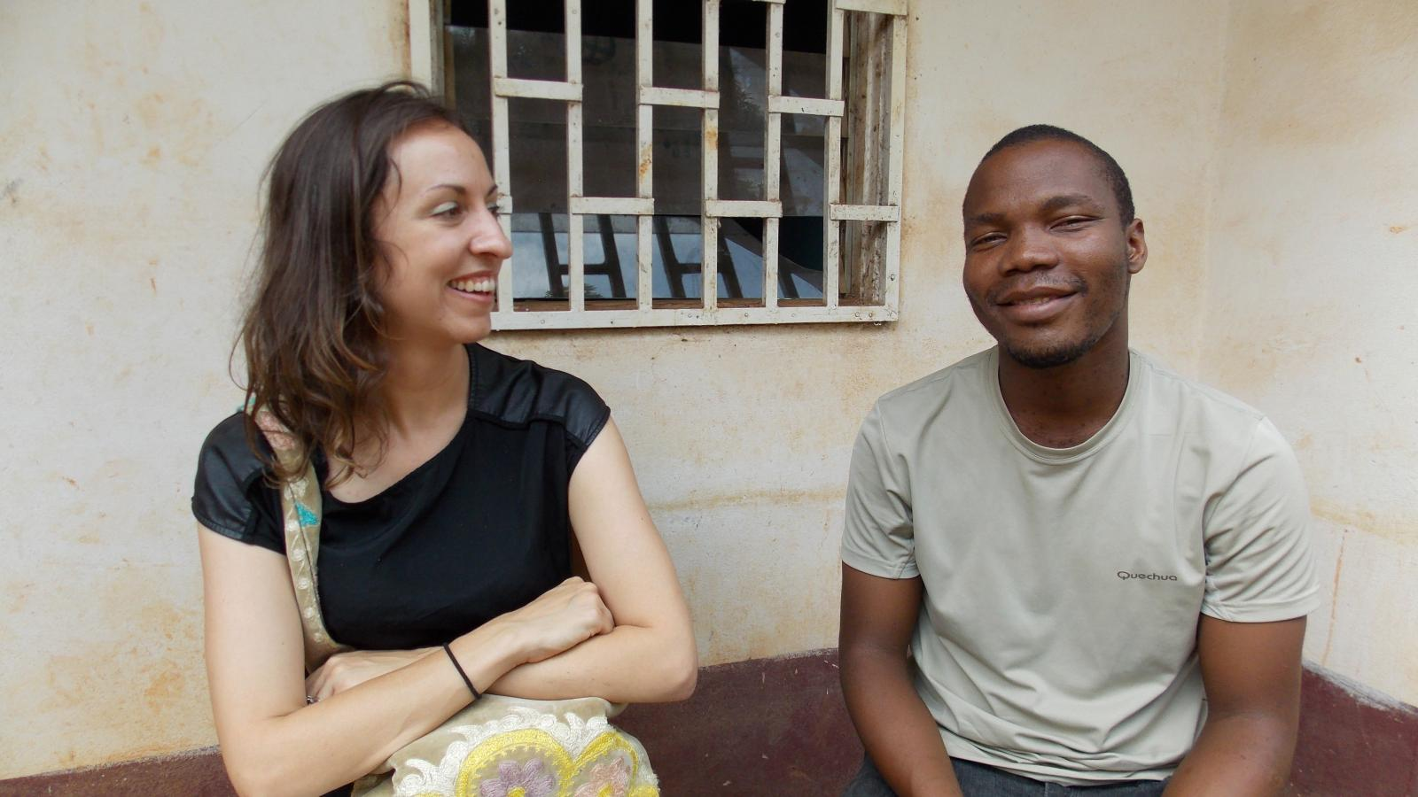 Medical anthropology research in Cameroon