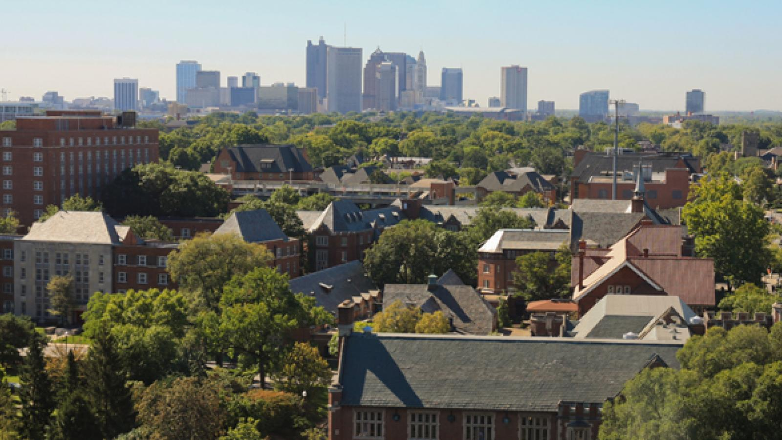 The horizon beyond Ohio State University